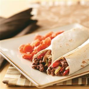 Moo Shu Sloppy Joes Recipe