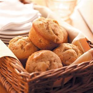 Apricot Banana Muffins Recipe