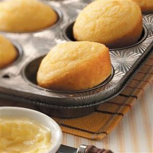 Deluxe Corn Muffins Recipe