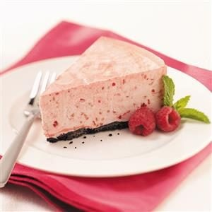 Frozen Raspberry Cheesecake Recipe
