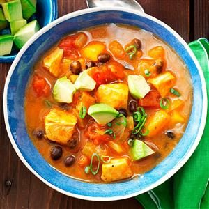 Black Bean 'n' Pumpkin Chili