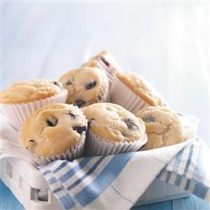 Kids' Favorite Blueberry Muffins Recipe