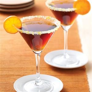 Orange & Coffee Martini