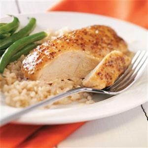 Maple Mustard Chicken Recipe