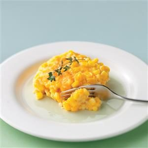 Makeover Corn Pudding Recipe