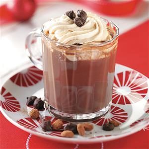 Truffle Hot Chocolate Recipe