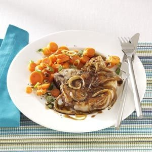 Flavorful Pork Chops Recipe