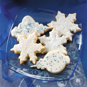 Taste of home sugar cookies recipes