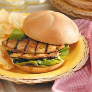 Mustard Turkey Sandwiches Recipe