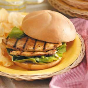 Mustard Turkey Sandwiches Recipe