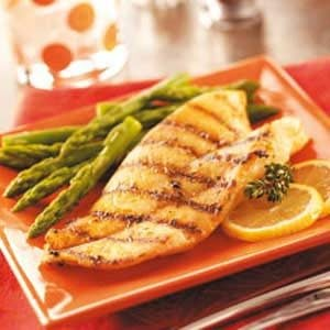 Herbed Orange Roughy Recipe