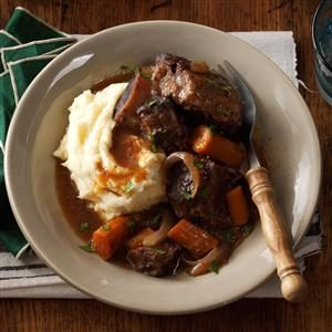 Slow Cooker Short Ribs Recipe
