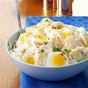 Grandma's Potato Salad Recipe