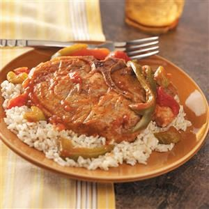 Tangy Pork Chops