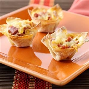 Mini Reuben Cups Recipe