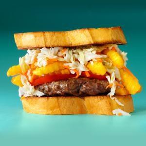 Primanti's-Style Burgers Recipe