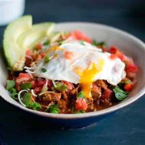 Breakfast Chili Recipe
