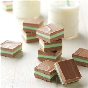 Layered Mint Candies Recipe