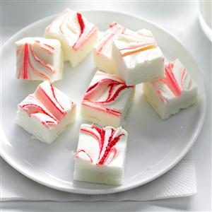 Cherry Swirl Fudge Recipe