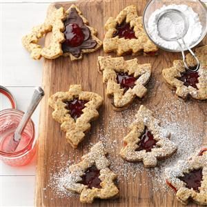 Chocolate-Strawberry Pretzel Cookies  Recipe
