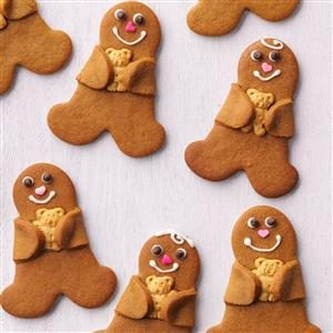 Gingerbread Buddies