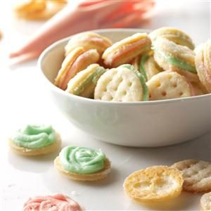 Cream Wafers Recipe