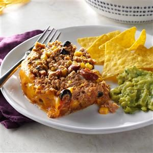 Egglands Best Taco Meat Loaves Recipe