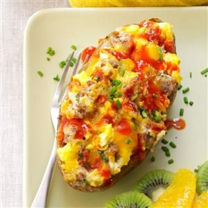Egglands Best Twice-Baked Breakfast Potatoes Recipe