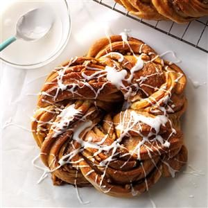 Maple Butter Twists
