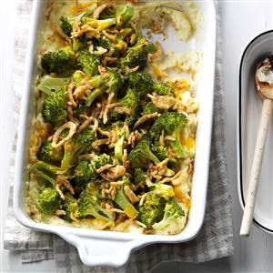Broccoli Potato Supreme Recipe