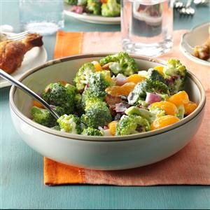 Broccoli Boo Salad Recipe