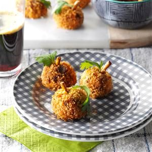 Sweet Potato & Chorizo Croquettes Recipe