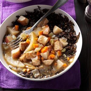 Dragon Lady Stew Recipe
