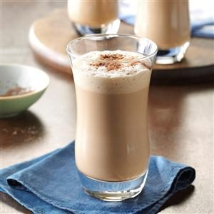 Cappuccino Punch Recipe