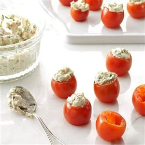 Cheery Tomato Bites Recipe