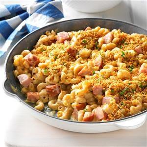 Johnsonville® Grown Up Mac & Cheese Recipe