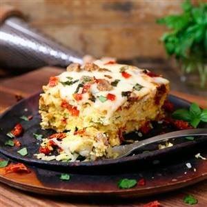 Overnight Slow Cooker Breakfast Casserole Recipe