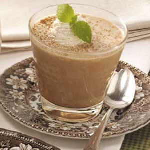 Frosty Almond Dessert Recipe