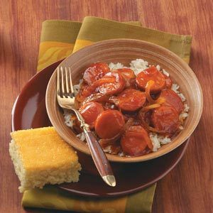 Barbecue Kielbasa Recipe
