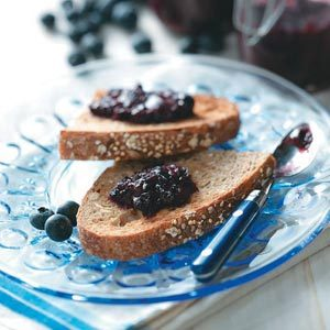Blueberry Jam Recipe