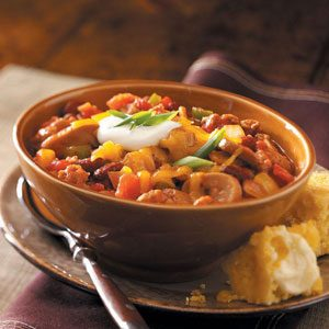 Top 10 Recipes for Chili