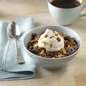 Breakfast Granola Recipe
