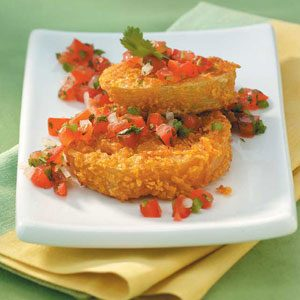 Contest-Winning Fried Green Tomatoes Recipe