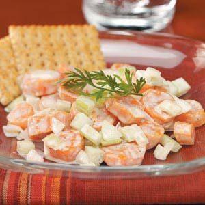 Tangy Carrot Salad Recipe