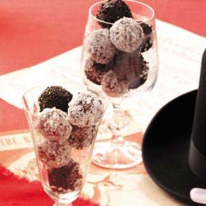 Semiformal Evening Truffles