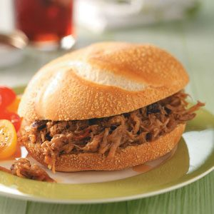 Chipotle Pomegranate Pulled Pork Recipe