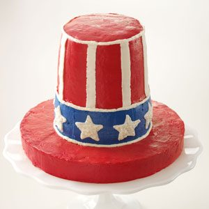 Uncle Sam's Crispy Treat Cake Recipe