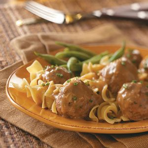 Best Swedish Meatballs Recipe