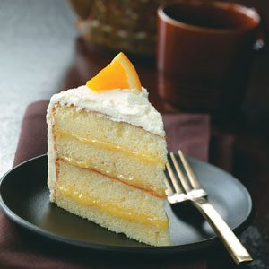 Orange Grove Cake Recipe
