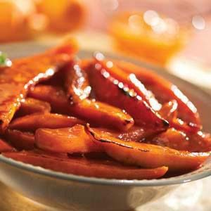 Spiced Sweet Potatoes